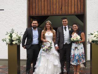 El matrimonio de Natalia y Harby 1