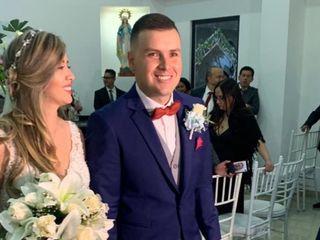 El matrimonio de Sami y Camilo 1