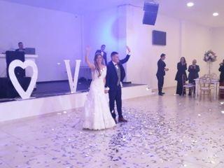 El matrimonio de Sami y Camilo 2