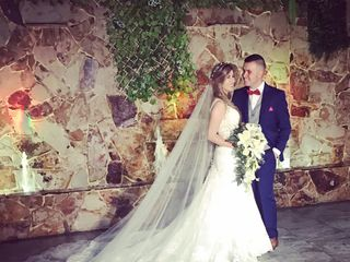El matrimonio de Sami y Camilo