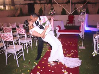 El matrimonio de Jimmy y Jezzika 3