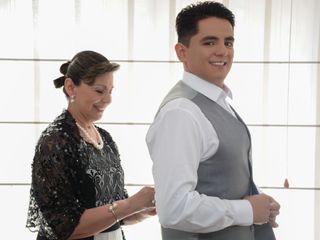 El matrimonio de Adriana y Marcos 1