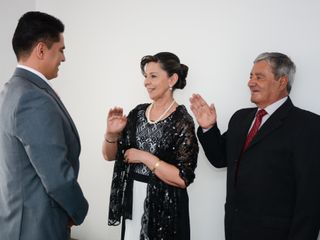 El matrimonio de Adriana y Marcos 2