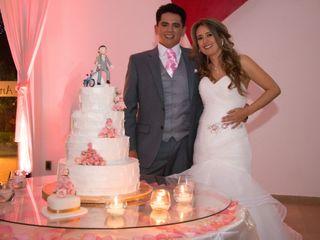 El matrimonio de Adriana y Marcos