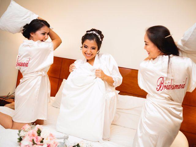 El matrimonio de José Daniel y María Fernanda en Bucaramanga, Santander 11
