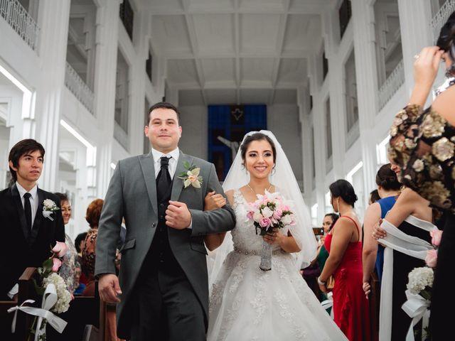El matrimonio de José Daniel y María Fernanda en Bucaramanga, Santander 15