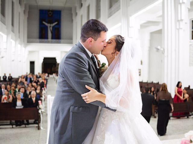 El matrimonio de José Daniel y María Fernanda en Bucaramanga, Santander 16