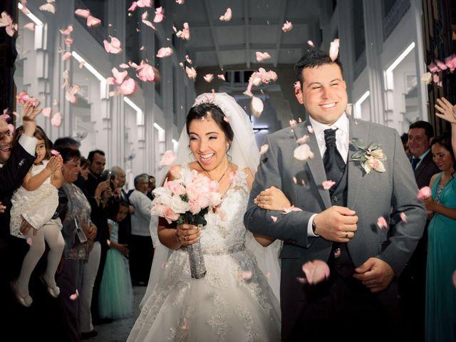 El matrimonio de José Daniel y María Fernanda en Bucaramanga, Santander 1