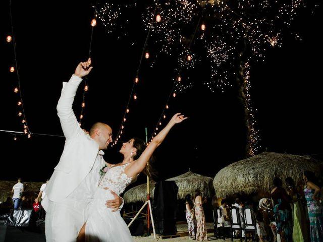 El matrimonio de Laura y Arnoldo