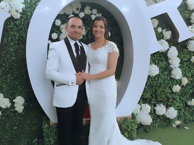 El matrimonio de Jimmy y Jezzika