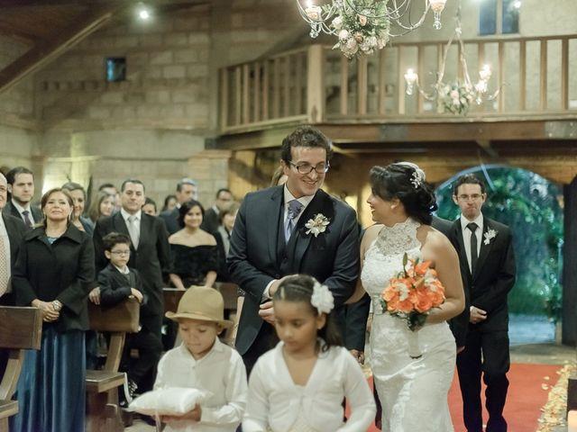 El matrimonio de Luis y Ana en La Calera, Cundinamarca 15
