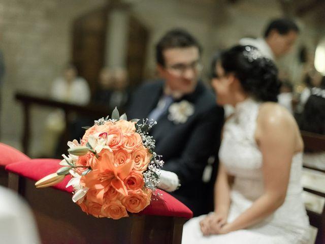 El matrimonio de Luis y Ana en La Calera, Cundinamarca 17