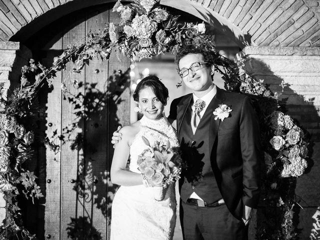 El matrimonio de Luis y Ana en La Calera, Cundinamarca 20
