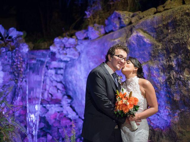El matrimonio de Luis y Ana en La Calera, Cundinamarca 1