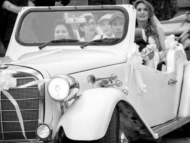 El matrimonio de Marcos y Adriana en Cota, Cundinamarca 13