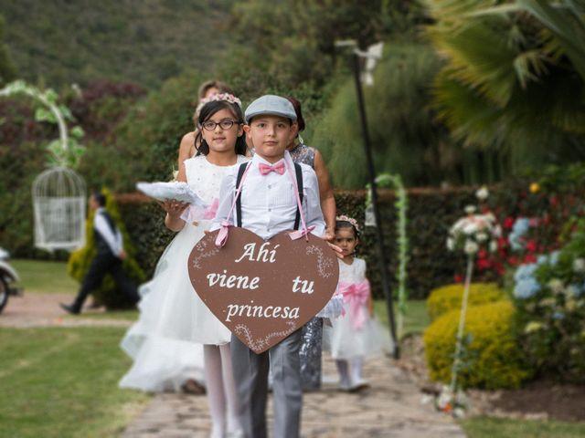 El matrimonio de Marcos y Adriana en Cota, Cundinamarca 14