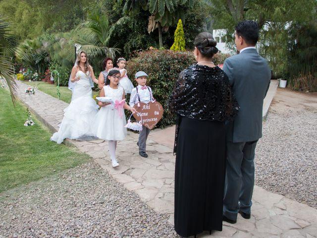 El matrimonio de Marcos y Adriana en Cota, Cundinamarca 16