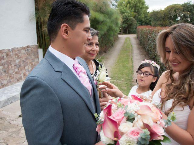 El matrimonio de Marcos y Adriana en Cota, Cundinamarca 17