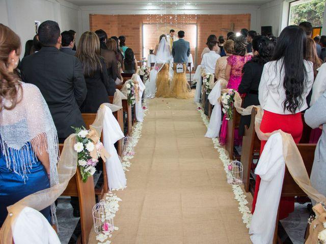 El matrimonio de Marcos y Adriana en Cota, Cundinamarca 19