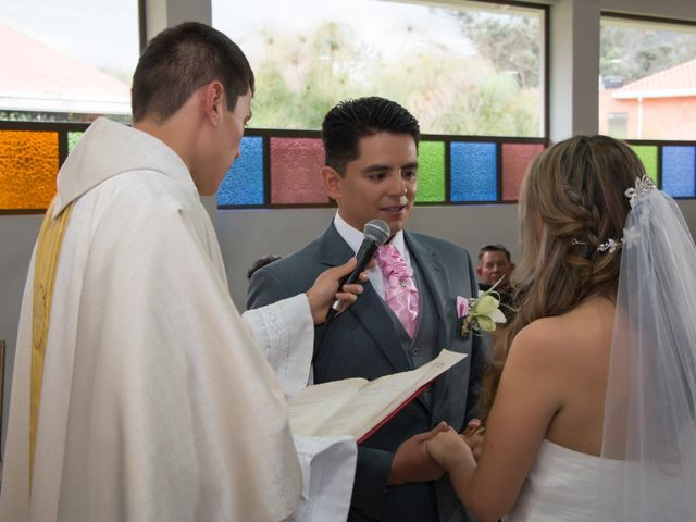 El matrimonio de Marcos y Adriana en Cota, Cundinamarca 21