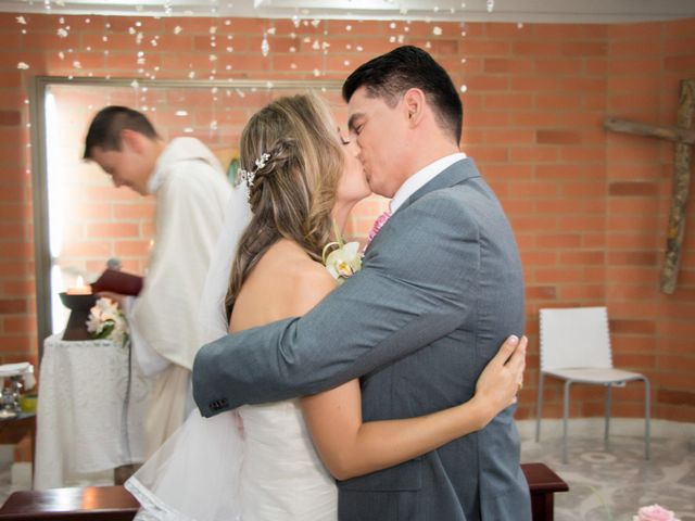 El matrimonio de Marcos y Adriana en Cota, Cundinamarca 23