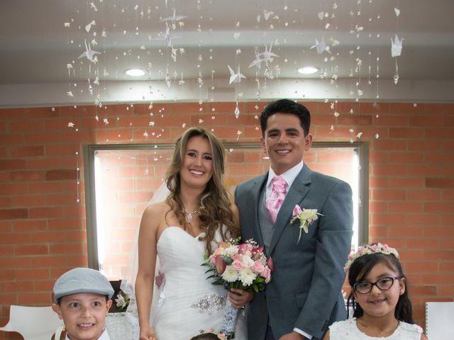 El matrimonio de Marcos y Adriana en Cota, Cundinamarca 24