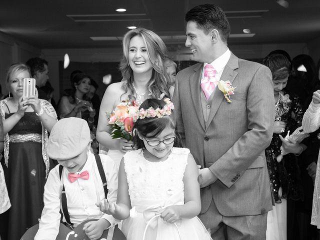 El matrimonio de Marcos y Adriana en Cota, Cundinamarca 1