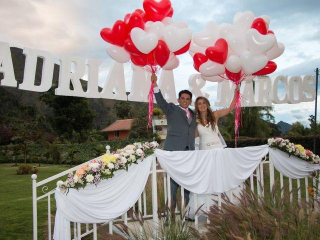 El matrimonio de Marcos y Adriana en Cota, Cundinamarca 26