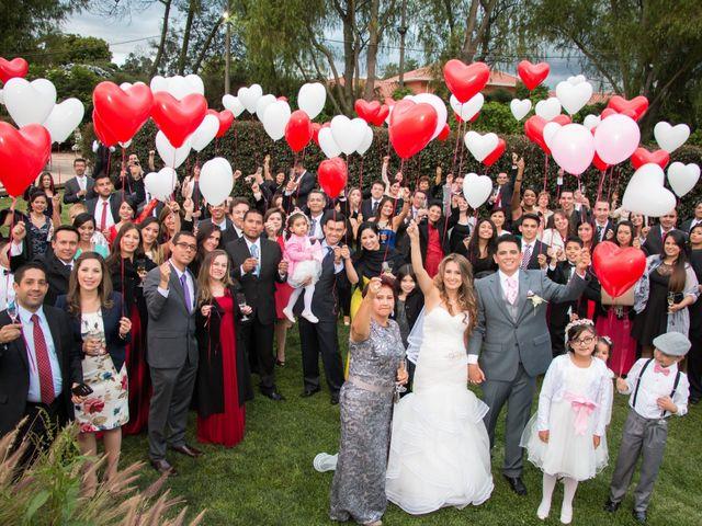 El matrimonio de Marcos y Adriana en Cota, Cundinamarca 27