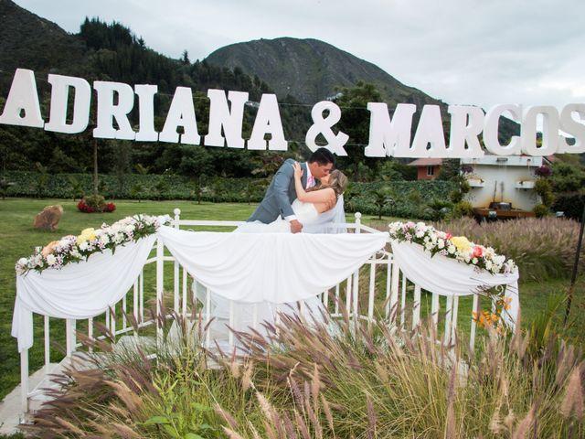El matrimonio de Marcos y Adriana en Cota, Cundinamarca 30