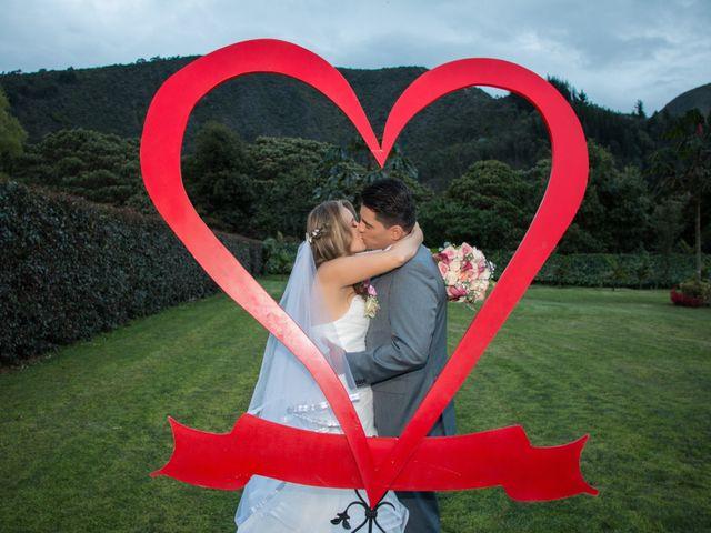 El matrimonio de Marcos y Adriana en Cota, Cundinamarca 31