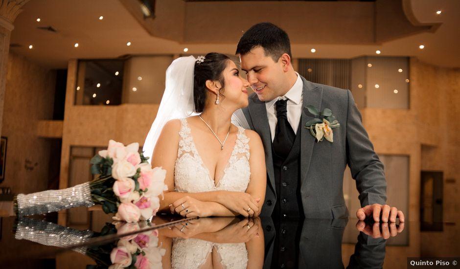 El matrimonio de José Daniel y María Fernanda en Bucaramanga, Santander