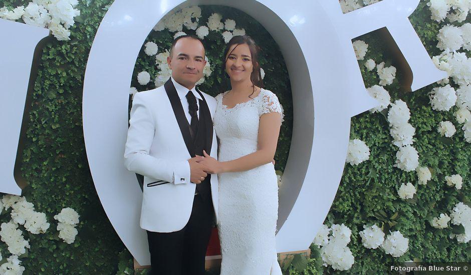 El matrimonio de Jezzika y Jimmy en La Calera, Cundinamarca