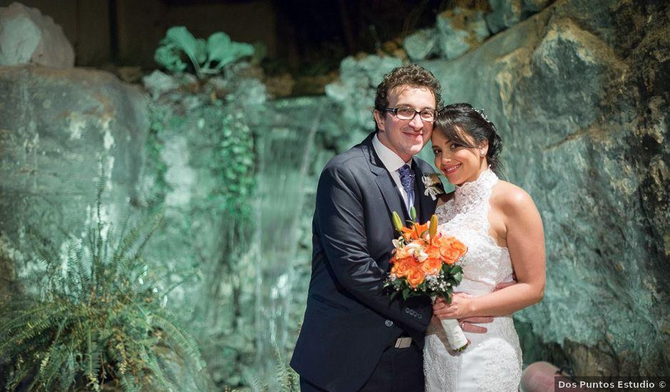 El matrimonio de Luis y Ana en La Calera, Cundinamarca