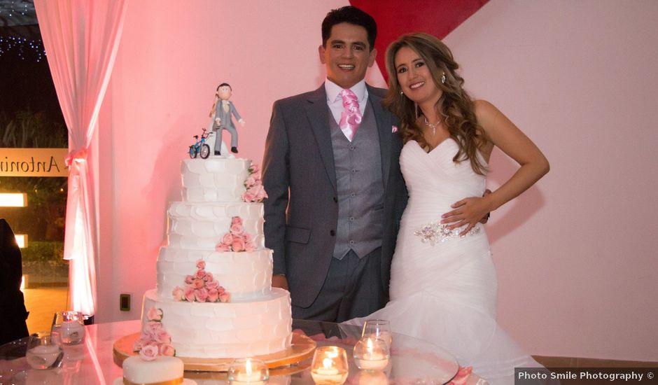 El matrimonio de Marcos y Adriana en Cota, Cundinamarca
