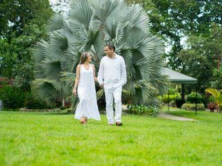El matrimonio de Sol  y Diego  2