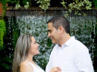 El matrimonio de Sol  y Diego  3