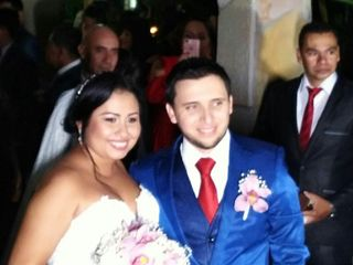El matrimonio de Susan y Yerson