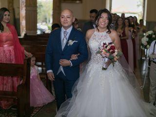 El matrimonio de Susana y Diego  1
