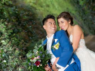 El matrimonio de Lis y Andrés