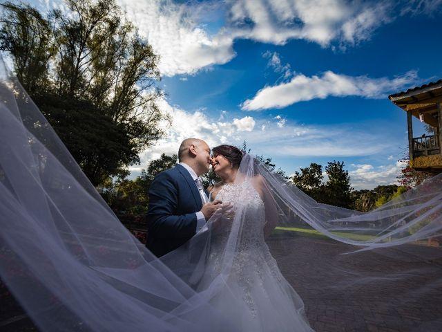 El matrimonio de Diego  y Susana en Subachoque, Cundinamarca 5
