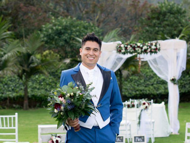 El matrimonio de Andrés y Lis en Cota, Cundinamarca 11