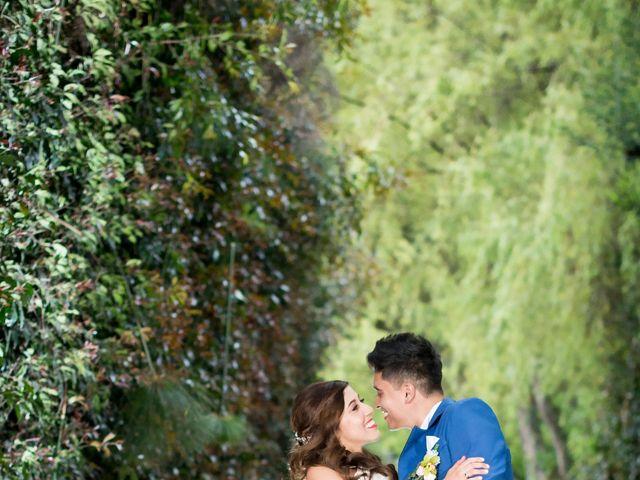 El matrimonio de Andrés y Lis en Cota, Cundinamarca 18
