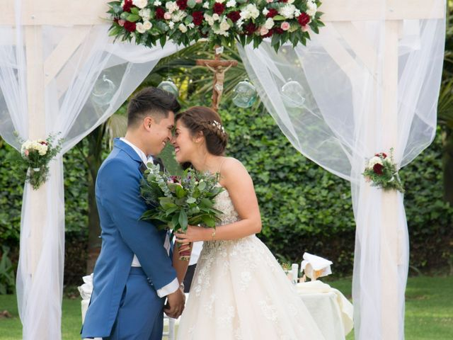 El matrimonio de Andrés y Lis en Cota, Cundinamarca 20