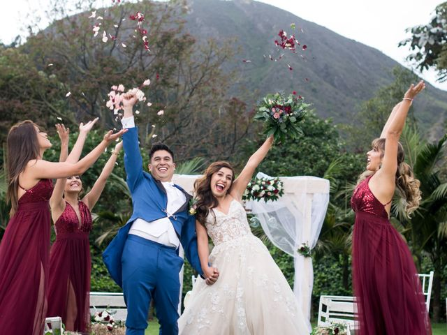 El matrimonio de Andrés y Lis en Cota, Cundinamarca 21