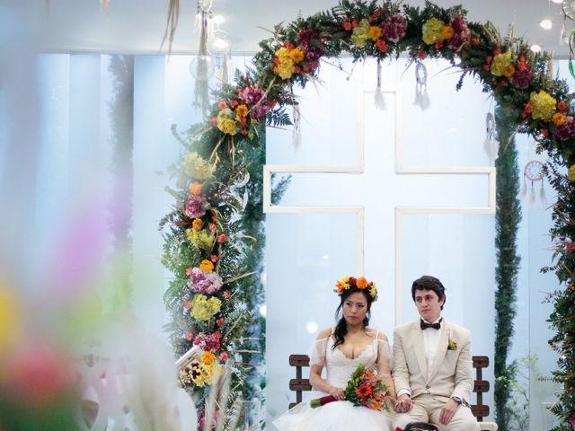 El matrimonio de Sergio y Zoraida en Bogotá, Bogotá DC 9