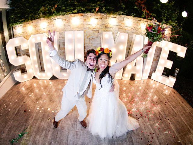 El matrimonio de Zoraida y Sergio