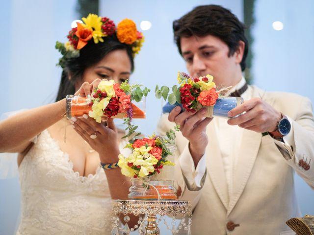 El matrimonio de Sergio y Zoraida en Bogotá, Bogotá DC 17