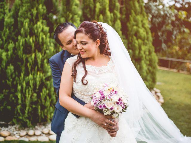 El matrimonio de Natalia y Ralf