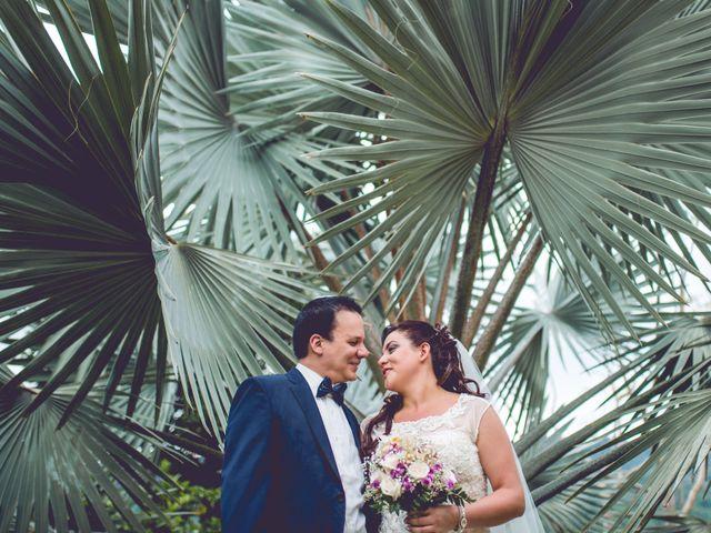 El matrimonio de Ralf y Natalia en Piedecuesta, Santander 2